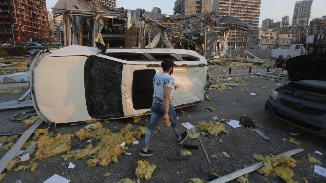 Руска следа в ливанската трагедия?