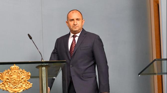 Румен Радев изрази съболезнования на ливанския си колега Мишел Аун