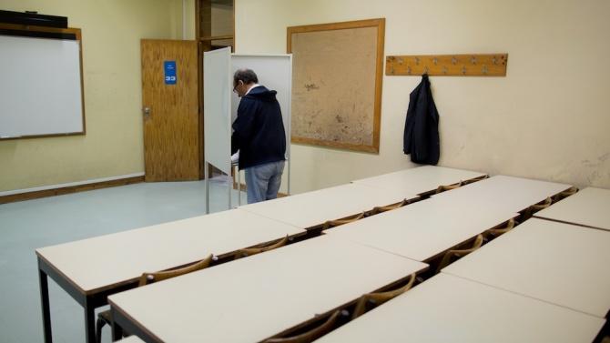 Правозащитници: Не пускат независими наблюдатели в изборни секции в Беларус