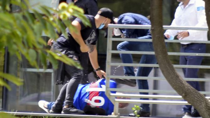 Полиция и прокуратура подхванаха инцидентите на конференцията на ГЕРБ