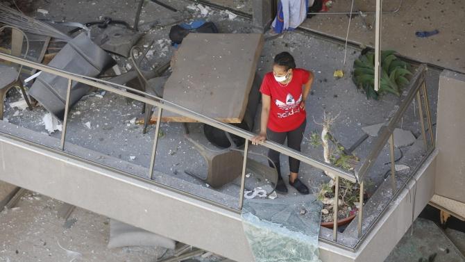 При взрива в Бейрут са ранени 17 местни журналисти