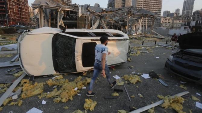 Световната банка е готова да окаже помощ на Ливан след опустошителната експлозия в Бейрут