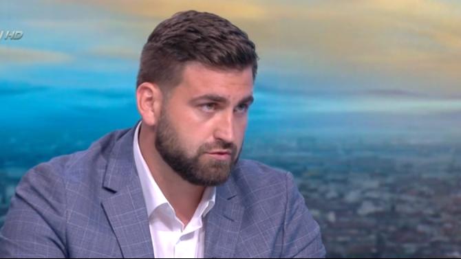 Андрей Новаков: Смутен съм от агресията над журналист на събранието на ГЕРБ