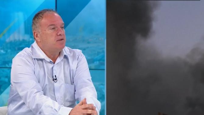 Проф. Чуков с коментар кой е виновен за трагедията в Бейрут