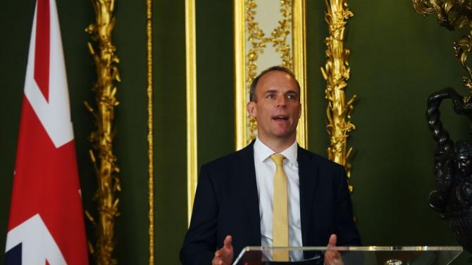 Великобритания и Япония застават рамо до рамо в подкрепата за