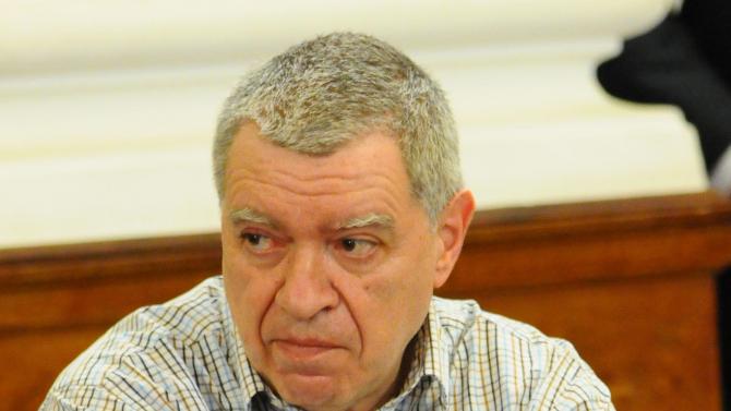 Проф. Михаил Константинов: Няма машини, няма избори