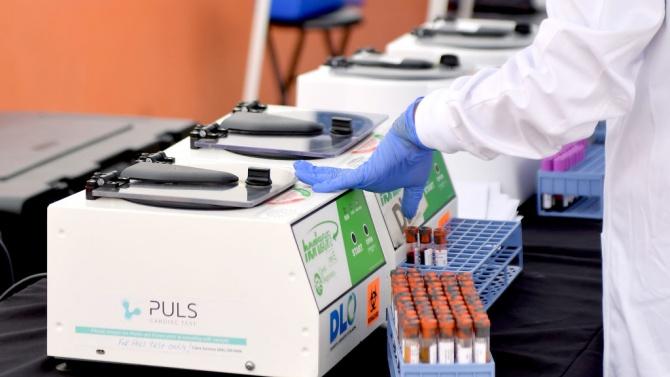 Рекордно голям брой нови случай на заразени с коронавируса в Германия от три месеца