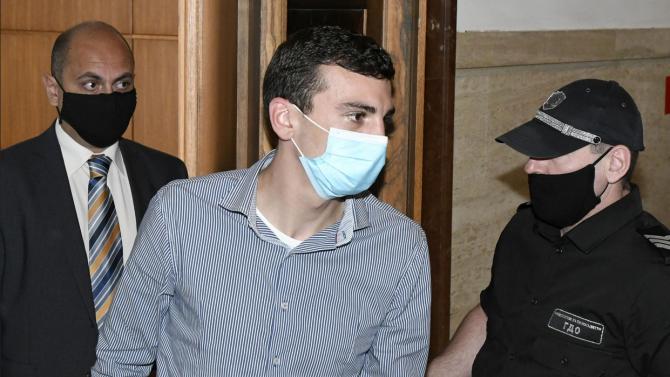 Състав на Софийски Апелативен съд не уважи искането на Виктор