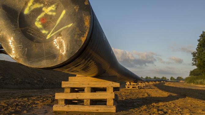 20 от българските работници, които изграждат газопровода Комотини - Стара