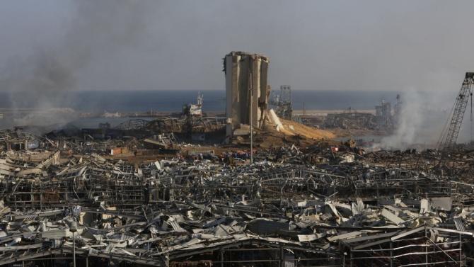 Българска следа в адския взрив в Бейрут