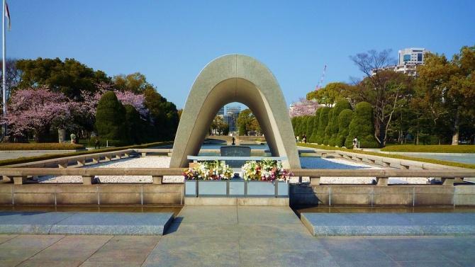 Япония отбелязва 75 години след ядрената трагедия