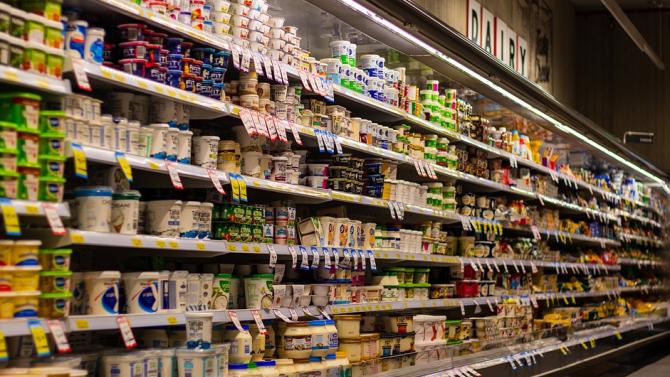 Цените на хранителните стоки растат