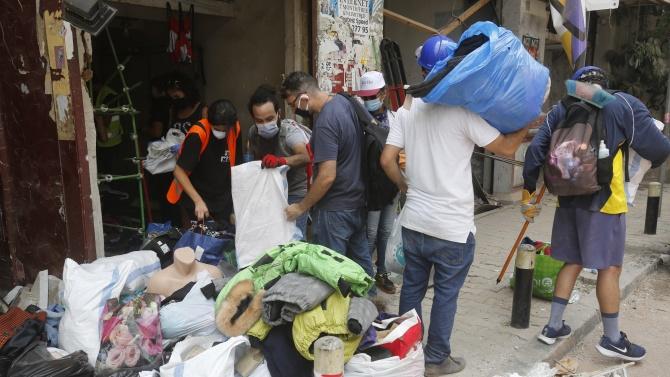 МВФ иска да помогне на Ливан след взрива, но призова за реформи