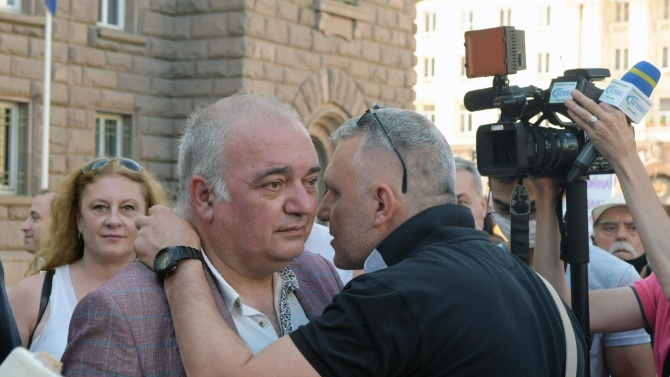 Арман Бабикян е задържан при акцията на полицията тази нощна