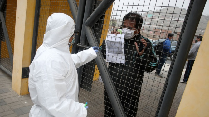 Мексико съобщи за 6590 нови заразявания с коронавирус и 819
