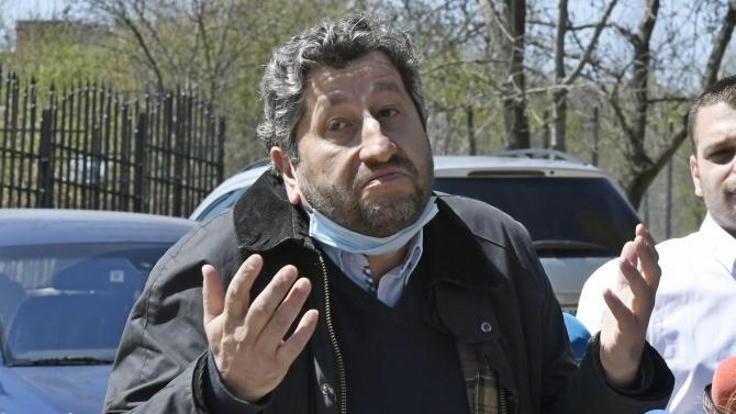 Христо Иванов е на разпит в СДВР