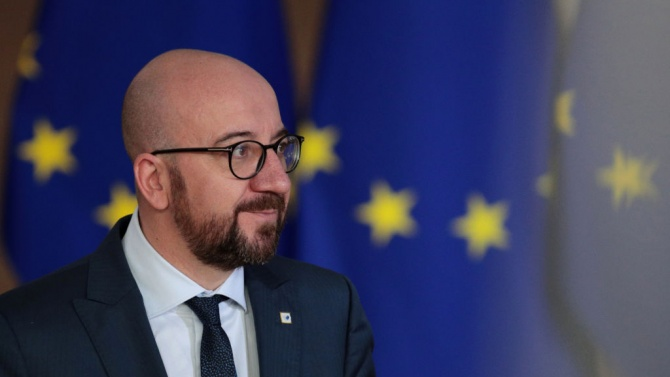 Председателят на Европейския съвет заминава за Ливан