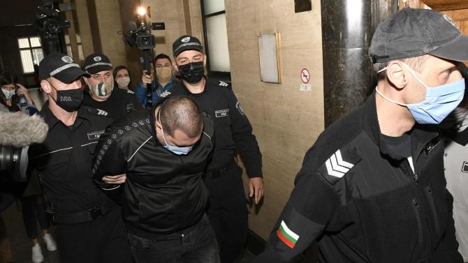 Софийски градски съд отложи гледането на мярката за неотклонение на