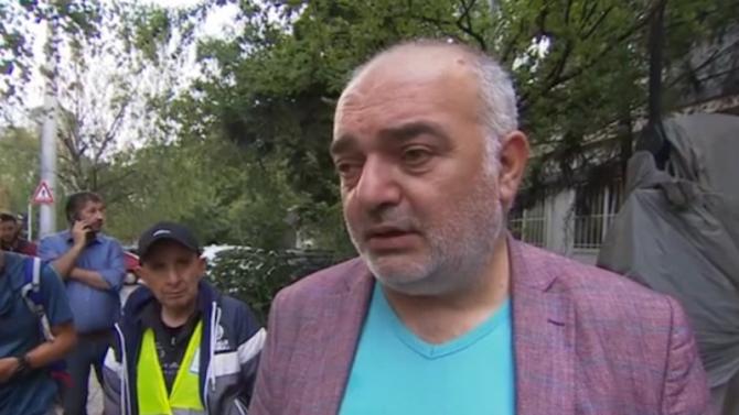 """Скандално видео, на което се вижда Арман Бабикян от """"Отровното"""