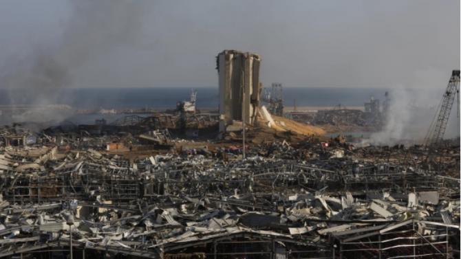 Разследването на експлозията в Бейрут проучва и възможна външна намеса