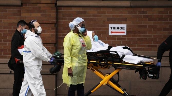 По-строги ограничителни мерки в Англия заради коронавируса