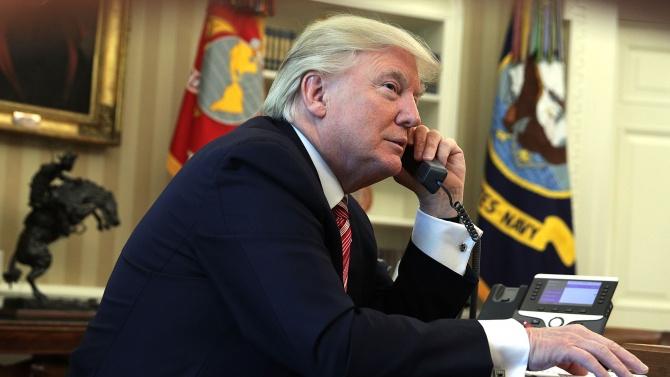 Тръмп ще се включи утре в конферентен разговор за подпомагането на Ливан