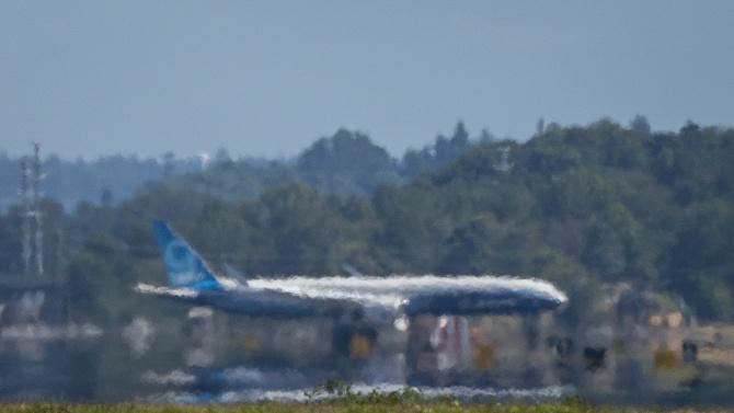 Броят на загиналите при вчерашното твърдо кацане на пътнически самолет