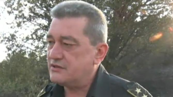 Гл. комисар Николай Николов: Ситуацията в Хасково с пожарите е под контрол
