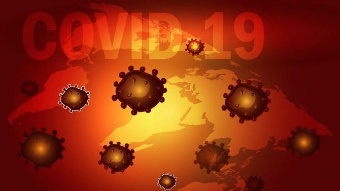 Заради увеличаване на броя на заразените с коронавирус все повече