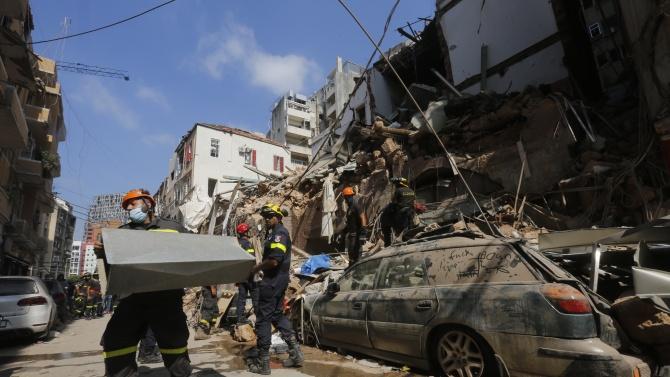 Правителството на Австрия реши да предостави на Ливан помощ от