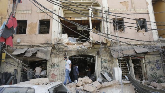Броят на жертвите от катастрофалната експлозия в пристанището на Бейрут