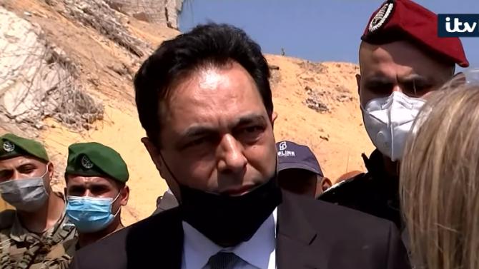 Премиерът на Ливан обеща предсрочни избори