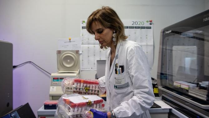 Броят на заразените с коронавируса в Молдова нарасна през последното
