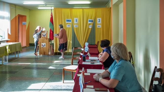 Днес в Беларус се провеждат президентски избори - шестите от