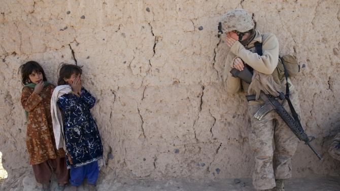 САЩ планират да съкратят военното си присъствие в Афганистан до
