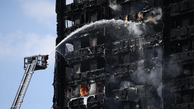 11 са жертвите на пожара в жилищна сграда в Чехия, срeд тях и 3 деца