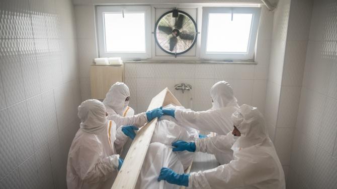 Австралия регистрира най-големия досега брой на смъртни случаи от COVID-19