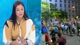 Социологът Евелина Славкова с прогноза докъде могат да стигнат протестите