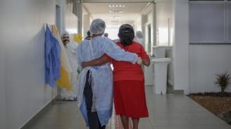 Над 16 600 новозаразени с коронавируса в Бразилия за последното денонощие