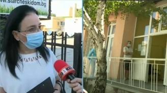 Изолират заразените с COVID-19 в старческия дом край Варна