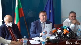Здравният министър разкри ще има ли ново затягане на мерките срещу COVID-19