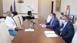 Бойко Борисов: Болниците ни могат да издържат
