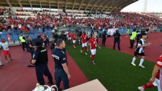 По разпореждане на Борисов - публиката се завръща на родните стадиони