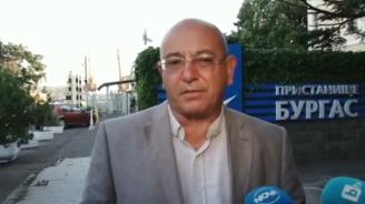 У нас не се горят радиоактивни отпадъци, заяви екоминистърът в Бургас
