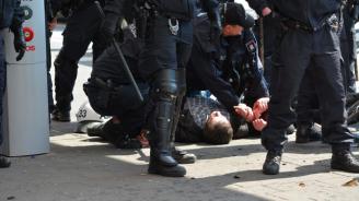 Мъжът, взел заложници в Хавър, се предаде на полицията