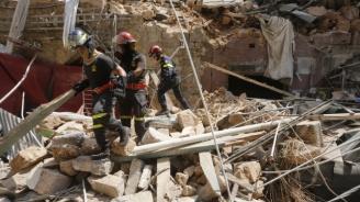 Повече от 60 души все още се водят като безследно изчезнали след взрива в Бейрут