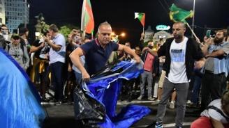 Шефът на СДВР: За нас това не е война! Целта бе окървавяване на протеста снощи