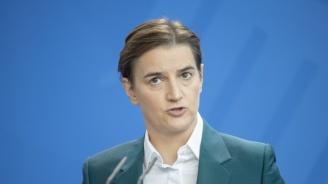 Ана Бърнабич: В Сърбия има спад на заразените с коронавирус