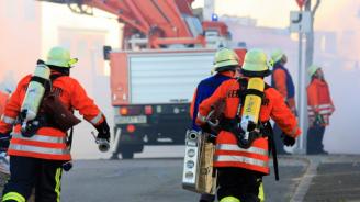 Локализиран е пожарът в Шумен