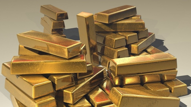 Цените на златото биха могли да достигнат 4000 долара за